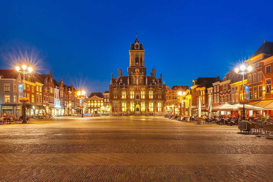 DTDelftax Delft Markt